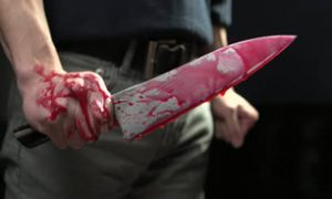 یک پناهنده با چاقو به کشیش بلژیکی حمله کرد