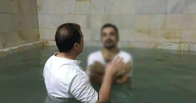 هر ماه هزار مسلمان ایرانی «مسیحی» میشوند
