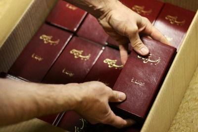 استقبال گسترده مردم از کتابهای با مضمون مسیحی واکنش منفی رسانه های وابسته به حکومت در ایران را به همراه دارد.