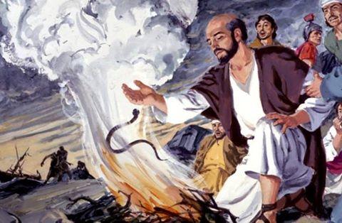 ادعای مخالفان: مسیح از پیروانش درخواست کرد که اگر به نام او زهر بنوشند نخواهند مرد!