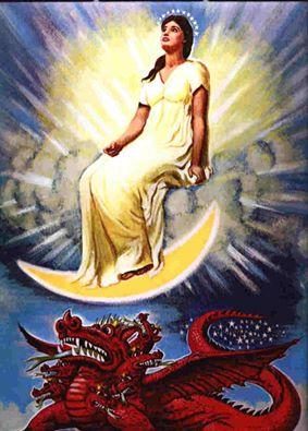 زنی که آفتاب را مانند لباس به تن کرده، چه کسی است؟ (مکاشفه فصل 12)