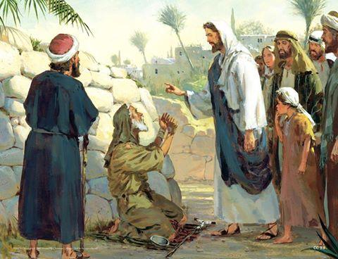 ادعای مخالفان: مسیح فرمان داد دشمنان خود را محبت کنید، در حالی که عهد عتیق تعلیم می دهد از دشمنان بیزار و متنفر باشیم