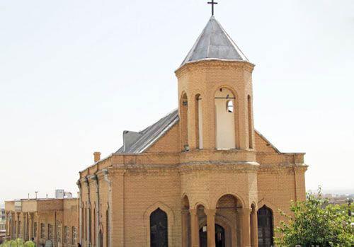 تاریخ کلیسای ایران – شروع فعالیت مرسلین در ایران