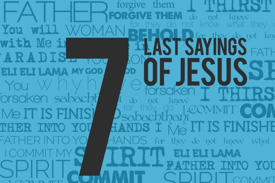 هفت کلمه آخر عیسی یا گفتههای عیسی برروی صلیب