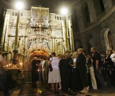 قدمت کلیسای «مقبره مقدس» در اورشلیم تعیین شد