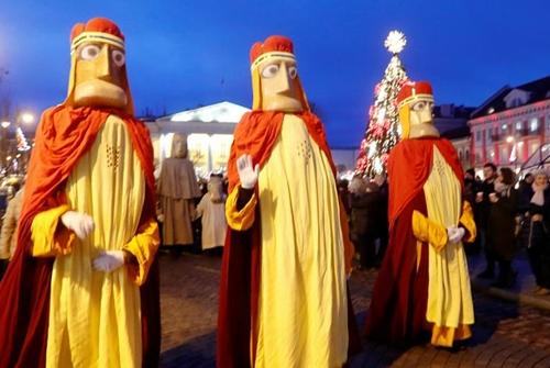 جشن«خاج شویان»؛ روایتی از اولین کسانی که عیسی مسیح را پرستش کردند