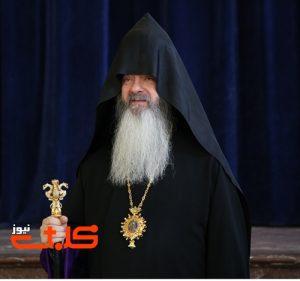 خلیفه ارامنه آذربایجان: برای سلامتی رهبر عزیزمان حضرت آیت الله خامنه ای دعا می کنیم!