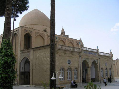 """مدیرکل میراث فرهنگی اصفهان: ثبت جهانی """"کلیسای وانک"""" در حال پیگیری است"""