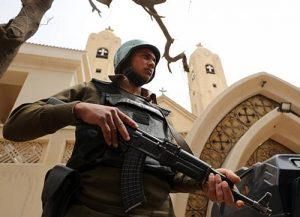 تقویت تدابیر امنیتی در کلیساهای قاهره