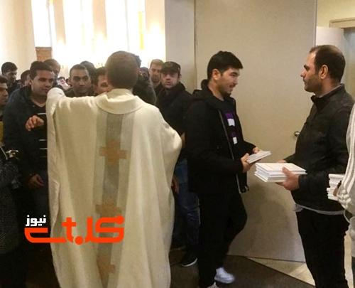 سخت تر شدن پذیرش «کیس مسیحی» در اروپا