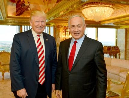 نتانیاهو: سفارت آمریکا امسال به اورشلیم منتقل میشود