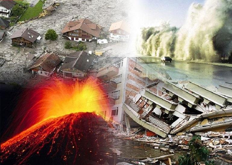 چرا خدا اجازه می دهد که بلایای طبیعی مثل زمین لرزه، طوفان، و سونامی اتفاق بیفتند؟