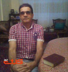 نگرانی از وضعیت جسمی نوکیش مسیحی زندانی «ناصر نورد گل تپه»
