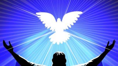 چطور می توانم از روح القدس پر شوم؟