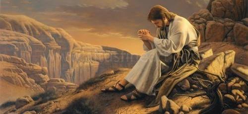 اگر عیسی خدا بود، چگونه می توانست به درگاه خدا دعا کند؟ آیا عیسی به درگاه خود دعا می کرد؟
