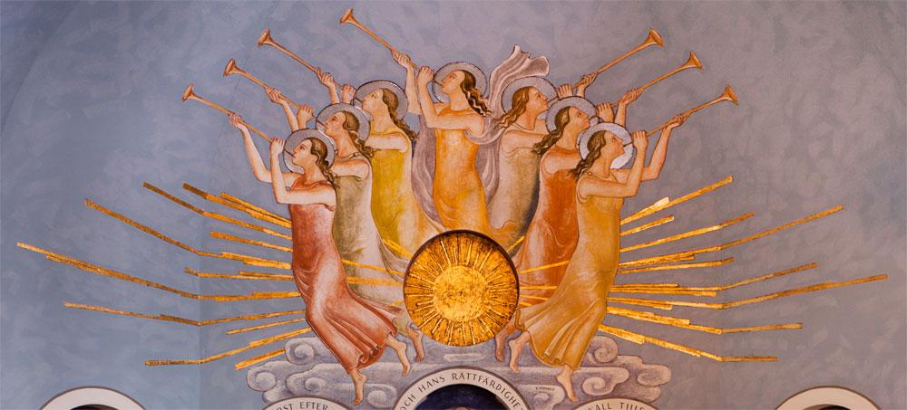 هفت مُهر و هفت شیپور در کتاب مکاشفه یوحنا چه هستند؟