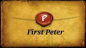 اطلاعاتی درباره کتاب اول پطرس First Peter
